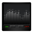 Black, Sound Icon