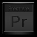 Black, Premiere Icon