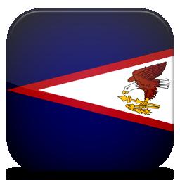American, Samoa Icon