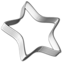 Cookie, Cutter Icon