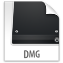 Dmg, File, z Icon