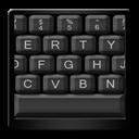 Black, Keyboard Icon