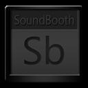 Black, Soundbooth Icon