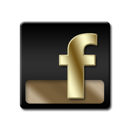 Facebook Gold Icon Download Free Icons