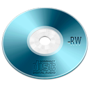 Cd, Device, Optical, Rw Icon