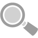 Grey, Search Icon