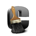 Black, Ccleaner, Gold Icon