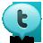 Bubble, Twitter Icon