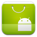Green, Ics, Market Icon