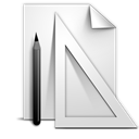 Applications, Document Icon