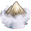 Mount, Taranaki Icon