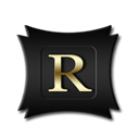 Gold, Rocketdock Icon