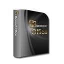 Gold, Microsoftoffice Icon