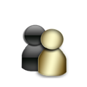 Gold, Messenger Icon
