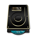 Blueraydisk, Gold Icon