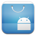 Booksbag, Ics Icon