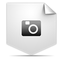 Clipping, Pictures Icon