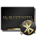 Gold, Mybluetooth Icon