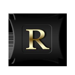 Gold, Rocketdock Icon