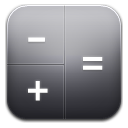 Calculator, Ics Icon