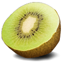 Fruit, Kiwi Icon