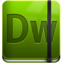 Dreamweaver, Projects Icon