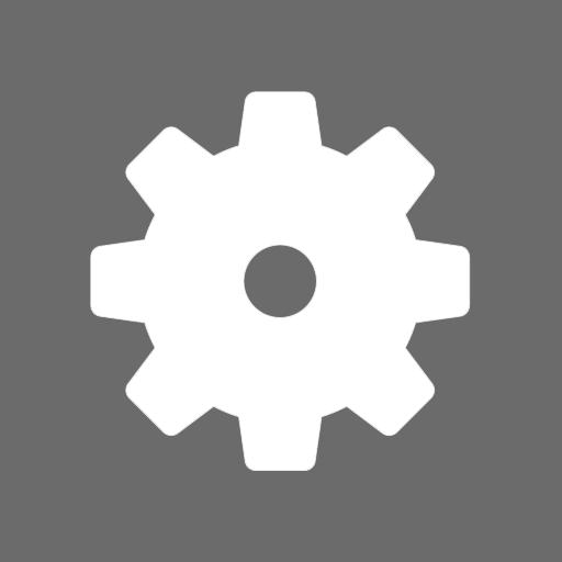 Configure, Metro Icon