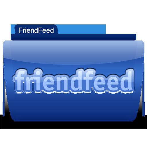 Colorflow, Friendfeed Icon