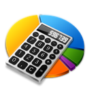 Calculator, Statistics Icon
