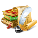 Books, Old Icon