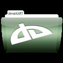 Colorflow, Devianart Icon