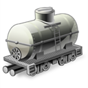 Tank, Wagon Icon