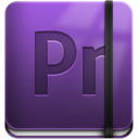 Premiere, Pro, Projects Icon