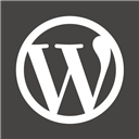 Logo, Metro, Wordpress Icon