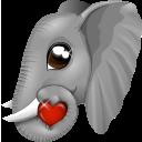 Elefant Icon
