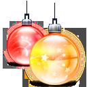 Balls, Christmas Icon