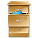 Cabinet, Office Icon