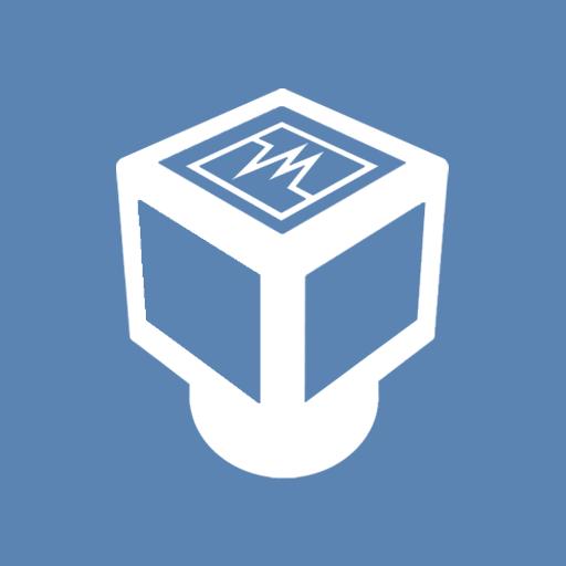 Metro, Virtualbox Icon