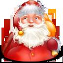 Old, Santa Icon