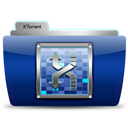 Colorflow, Xtorrent Icon
