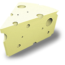 Cheese, Swiss Icon