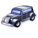 Car, Vintage Icon