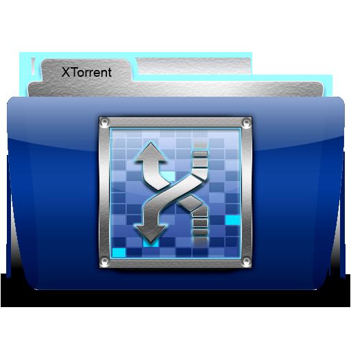 Colorflow, Xtorrent Icon