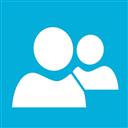 Live, Messenger, Metro Icon