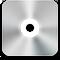 Disc, Iphone Icon
