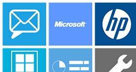Windows 8 Metro Ui Icons