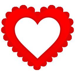 Empty, Heart Icon