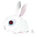 Rabbit, Zodiac Icon
