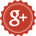 Google, Plus, Vintage Icon