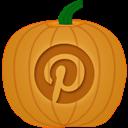Pinterest, Pumpkin Icon